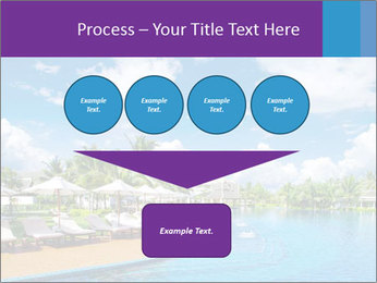 Swimming pool PowerPoint Templates - Slide 93
