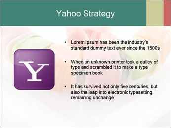 Salmon and Avocado PowerPoint Template - Slide 11