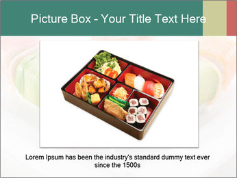 Salmon and Avocado PowerPoint Template - Slide 15