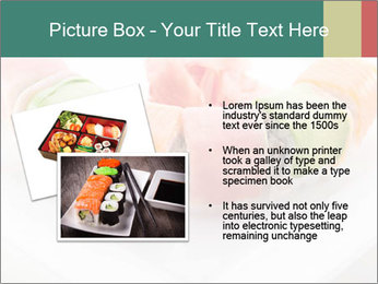 Salmon and Avocado PowerPoint Template - Slide 20
