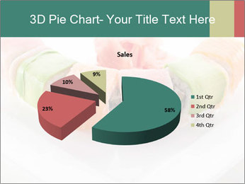 Salmon and Avocado PowerPoint Template - Slide 35