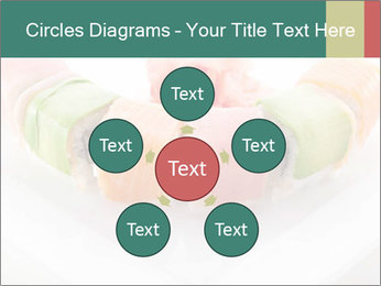 Salmon and Avocado PowerPoint Template - Slide 78