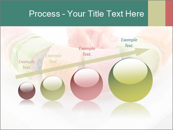 Salmon and Avocado PowerPoint Template - Slide 87