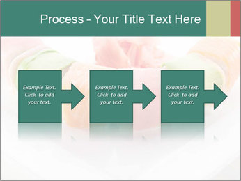 Salmon and Avocado PowerPoint Template - Slide 88