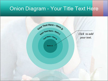 Lady reads an interesting book PowerPoint Template - Slide 61