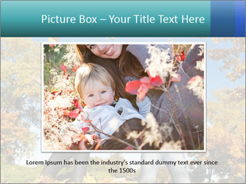 Two young woman PowerPoint Template - Slide 16