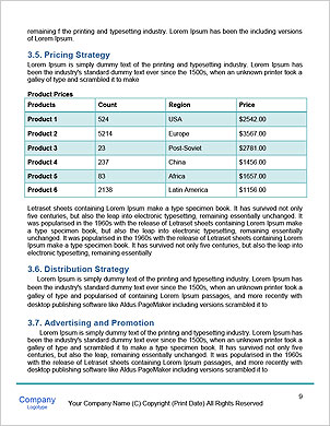 0000092789 Word Template - Page 9