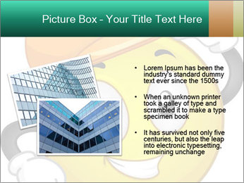 Smiley Wearing a Hard Hat PowerPoint Template - Slide 20
