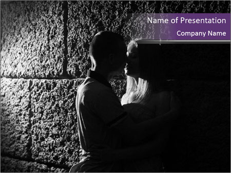 Couple PowerPoint Template