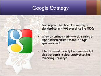 Gingerbread cookies PowerPoint Template - Slide 10