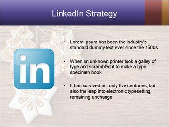 Gingerbread cookies PowerPoint Template - Slide 12