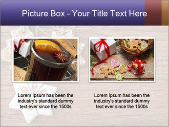 Gingerbread cookies PowerPoint Template - Slide 18