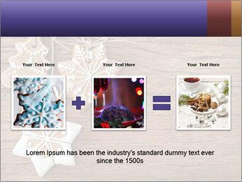 Gingerbread cookies PowerPoint Template - Slide 22