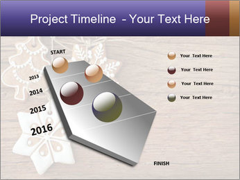 Gingerbread cookies PowerPoint Template - Slide 26