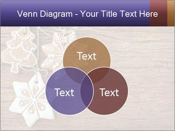 Gingerbread cookies PowerPoint Template - Slide 33