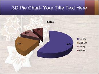 Gingerbread cookies PowerPoint Template - Slide 35