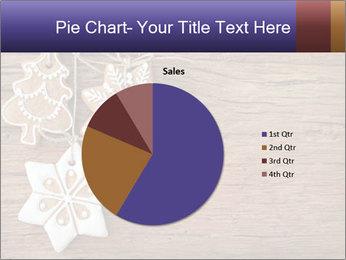 Gingerbread cookies PowerPoint Template - Slide 36
