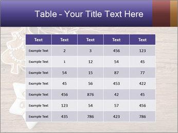 Gingerbread cookies PowerPoint Template - Slide 55