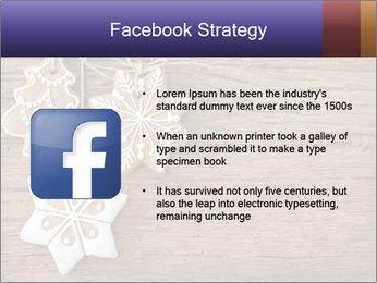 Gingerbread cookies PowerPoint Template - Slide 6