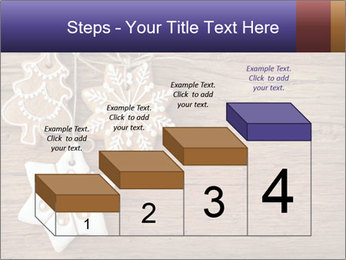 Gingerbread cookies PowerPoint Template - Slide 64