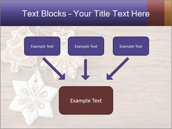 Gingerbread cookies PowerPoint Template - Slide 70