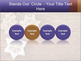 Gingerbread cookies PowerPoint Template - Slide 76