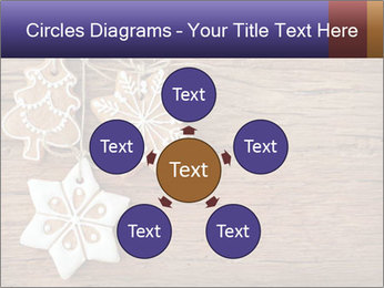 Gingerbread cookies PowerPoint Template - Slide 78