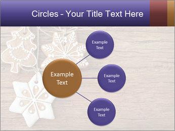 Gingerbread cookies PowerPoint Template - Slide 79