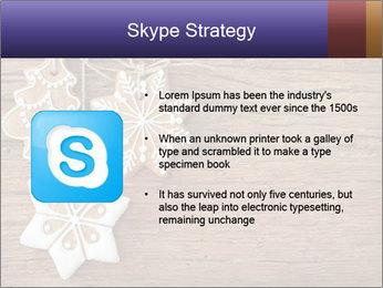 Gingerbread cookies PowerPoint Template - Slide 8