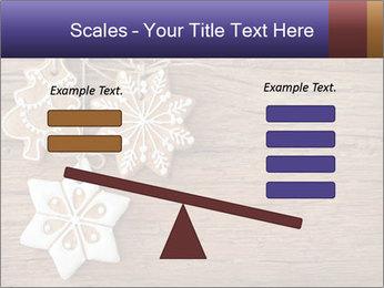 Gingerbread cookies PowerPoint Template - Slide 89