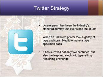 Gingerbread cookies PowerPoint Template - Slide 9