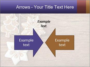 Gingerbread cookies PowerPoint Template - Slide 90