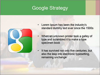 Upset student PowerPoint Template - Slide 10