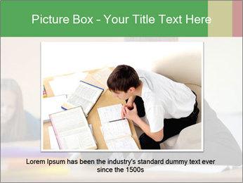 Upset student PowerPoint Template - Slide 15