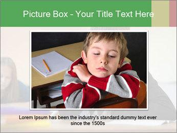 Upset student PowerPoint Template - Slide 16