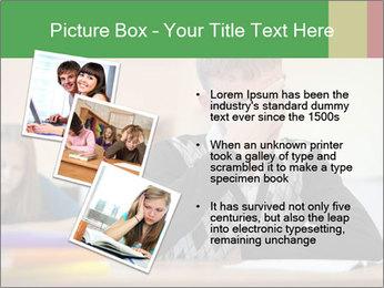 Upset student PowerPoint Template - Slide 17
