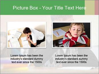 Upset student PowerPoint Template - Slide 18
