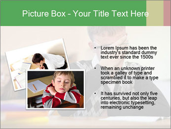 Upset student PowerPoint Template - Slide 20
