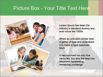 Upset student PowerPoint Template - Slide 23
