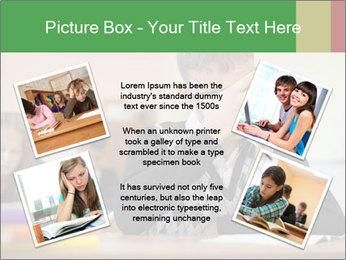 Upset student PowerPoint Template - Slide 24