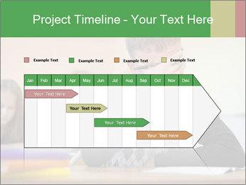 Upset student PowerPoint Template - Slide 25