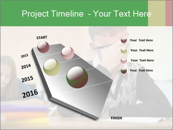 Upset student PowerPoint Template - Slide 26