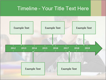 Upset student PowerPoint Template - Slide 28