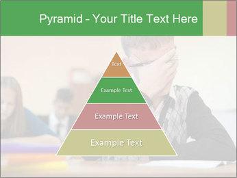 Upset student PowerPoint Template - Slide 30