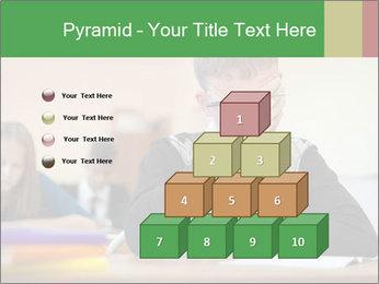 Upset student PowerPoint Template - Slide 31