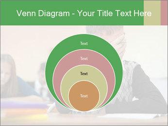 Upset student PowerPoint Template - Slide 34
