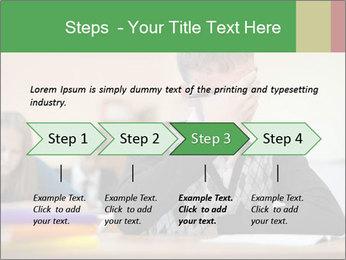 Upset student PowerPoint Template - Slide 4