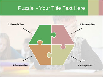 Upset student PowerPoint Template - Slide 40
