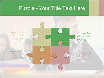 Upset student PowerPoint Template - Slide 43
