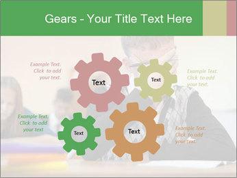 Upset student PowerPoint Template - Slide 47